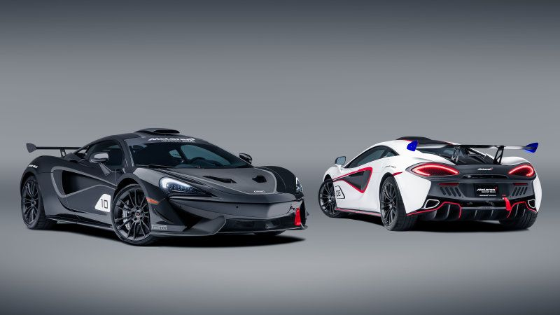 Mclaren Special Operations Built 10 Mso X A Track Focused Version