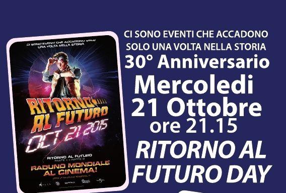 """Il Duel Village celebra il """"Ritorno al Futuro Day""""   a 30 anni dall'esordio cinematografico della trilogia"""