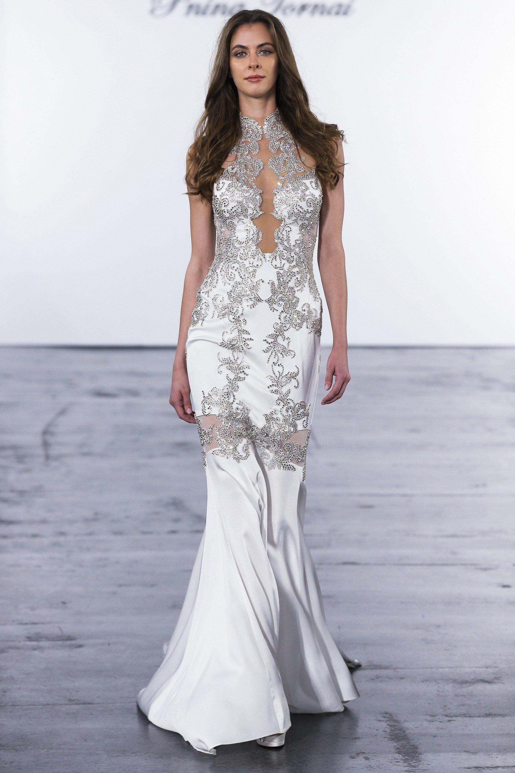 Pnina wedding dress  Braut kollektion Pnina tornai  Zerbrechlich Collection  Pnina