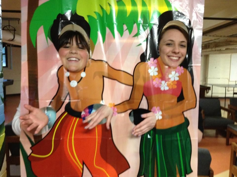 Aloha honors rlc end of year luau spring 2012 photo