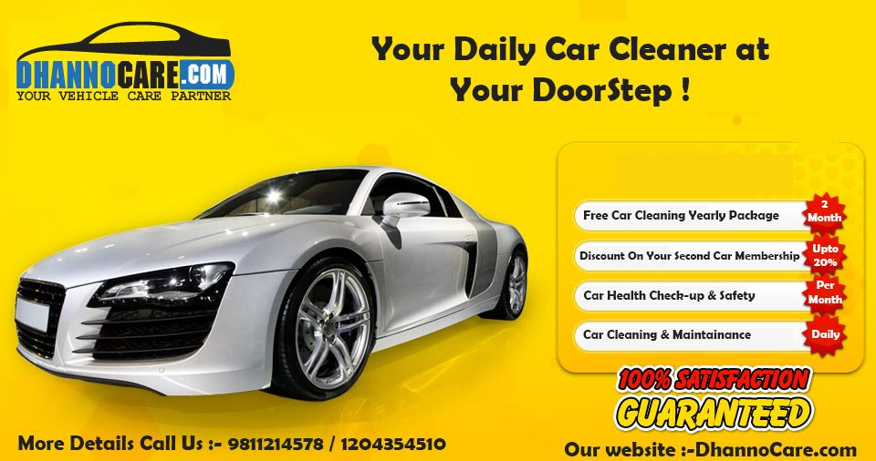 Pin by DhannoCare on Car care & Car Cleaning Car