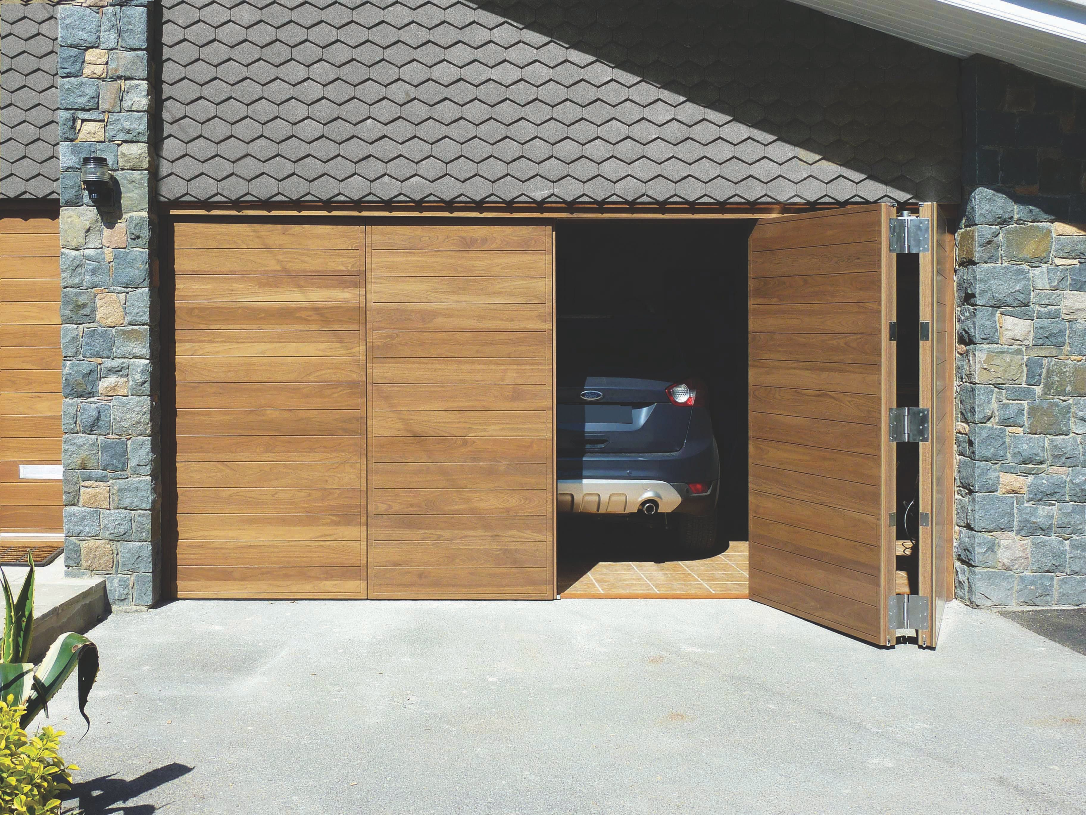 Bi Fold Garage Doors By Urban Front Archello Contemporary Garage Doors Garage Door Design Diy Garage Door