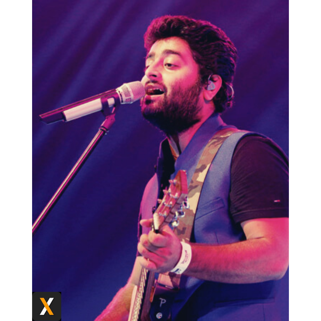 Arijit Singh the voice of this era. Romantic songs