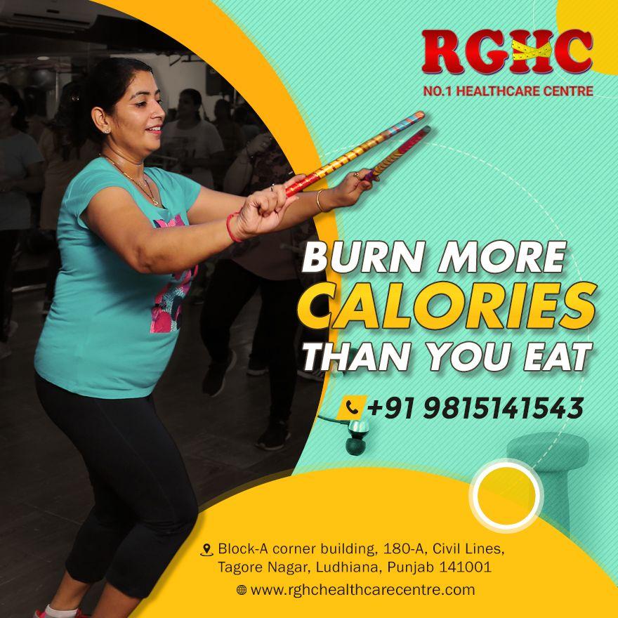 Burn Calories At RGHC Health care, Gyms near me, Burn