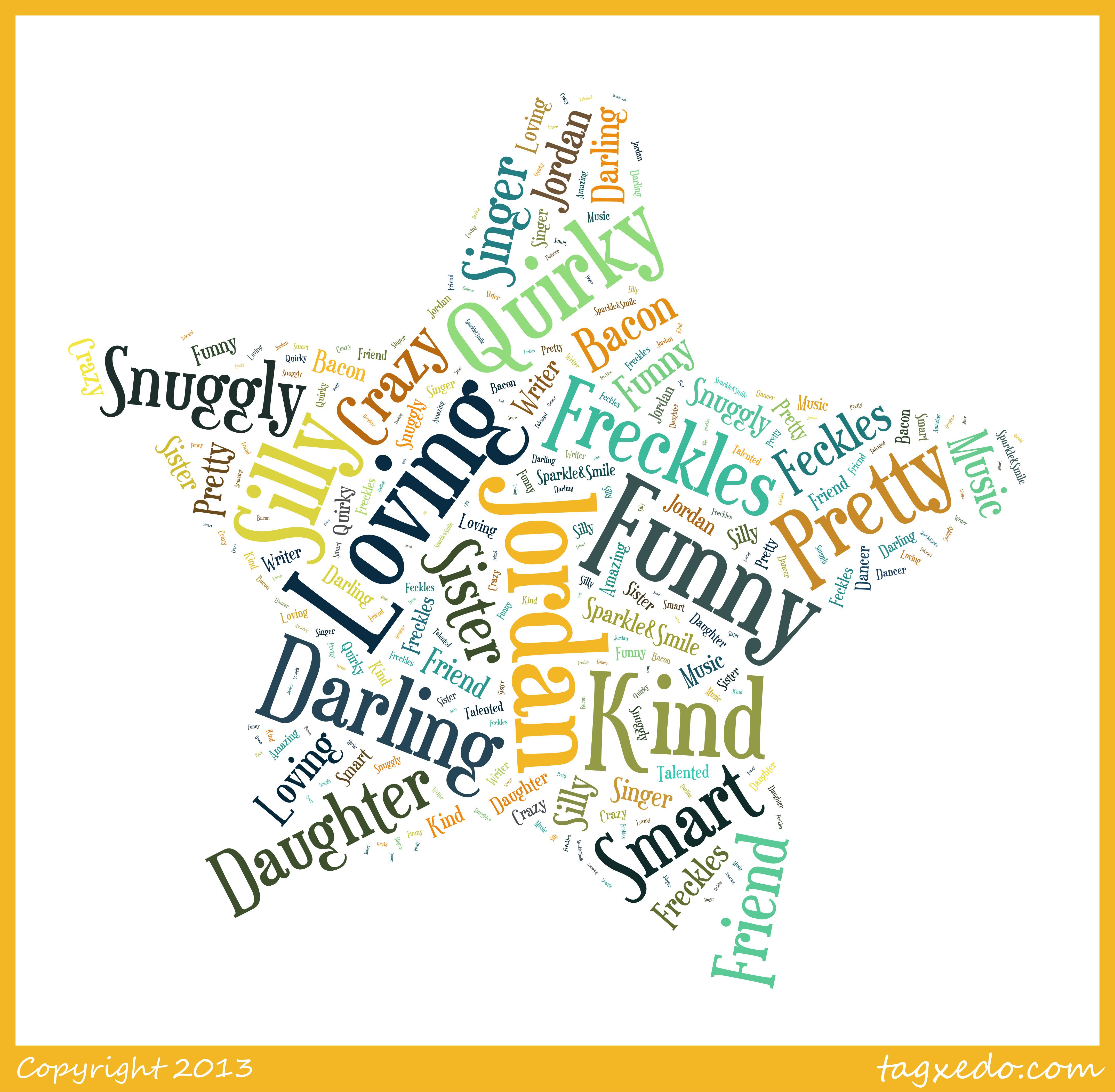 Tagxedo craft ideas pinterest tagxedo grandkids and craft program can create graphic with any words colors shape that you chose tagxedo publicscrutiny Choice Image