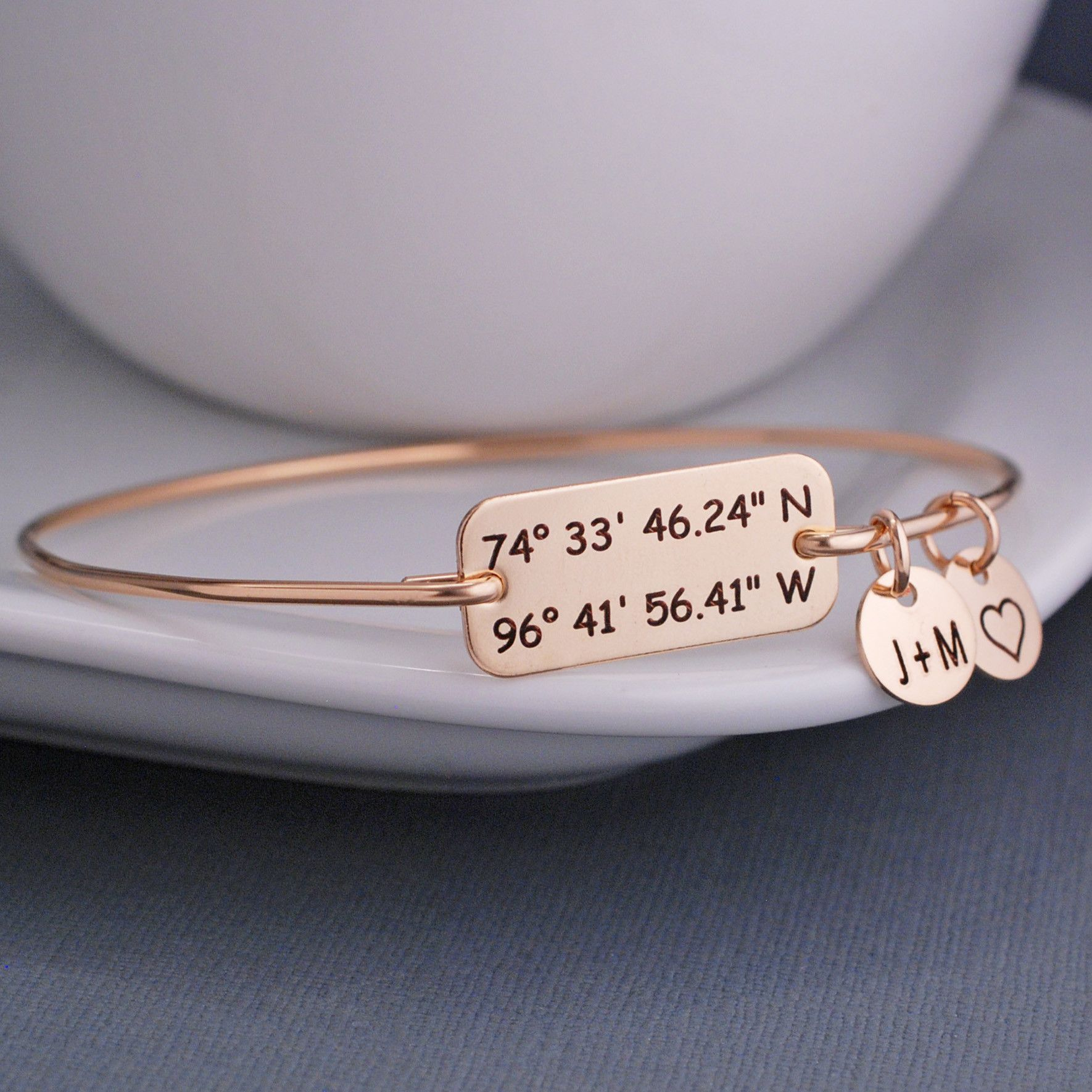 il cuff bracelet long spiffing and coordinates longitude products custom latitude fullxfull lat