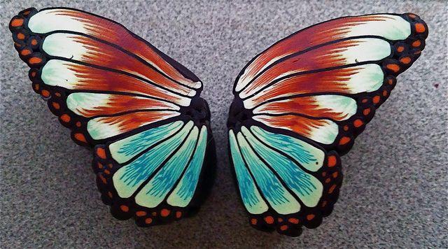 Seasons Butterfly by RenGalSA, via Flickr