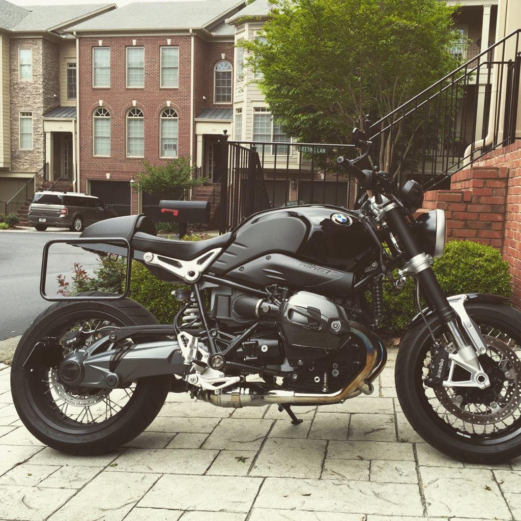 Motorcycle, Bmw Motors