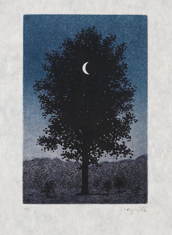 René Magritte - Le 16 Septembre