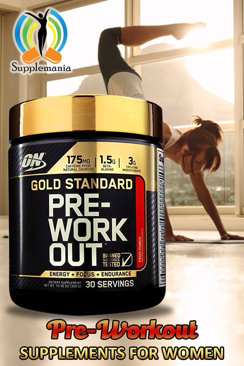 Pre Workout Supplements For Women June 2020 Top 20 Reviewed Pre Workout Supplement Pre Workout Energy Preworkout