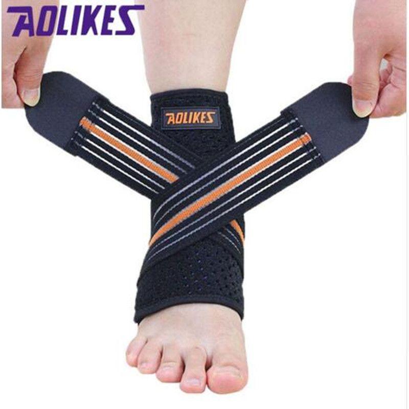 1PC Adjustable Ankle Brace Protector