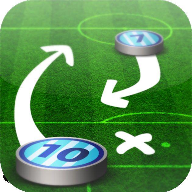 TacticalPad Pizarra Entrenador, Sesiones 2D/3D en Mac App