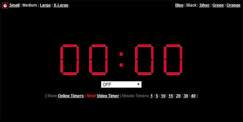 Online Timer   Online clock. Timer clock. Clock