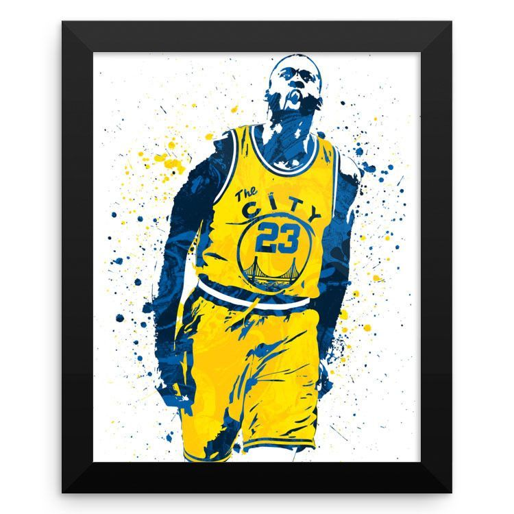 Draymond Green Golden State Warriors Poster