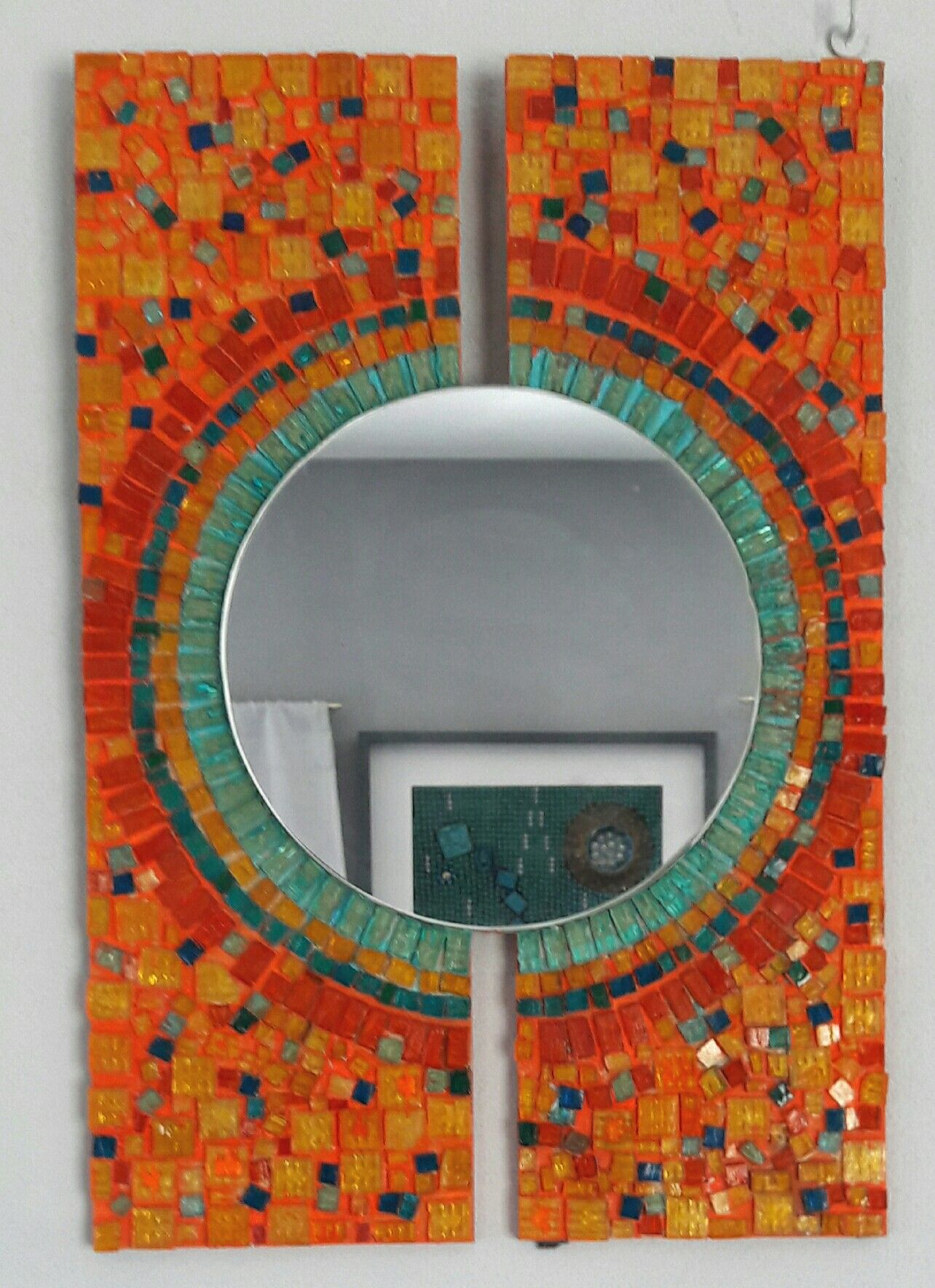 Vitromosaico espejos