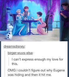 Queen Elsa on Twitter