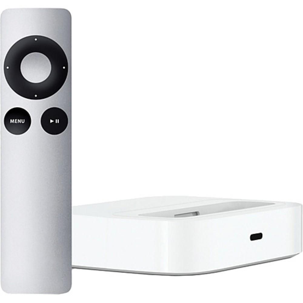 Apple Universal Dock with Remote Apple remote, Apple tv
