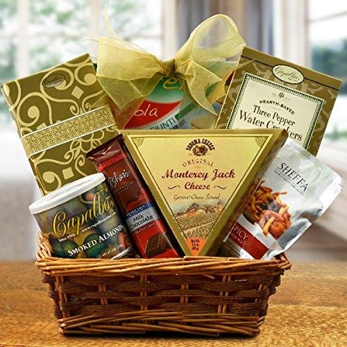 Top christmas gift basket ideas for the elderly christmas gift sugar free gourmet gift basket good things come in sweet packages even when theyre sugar free negle Images