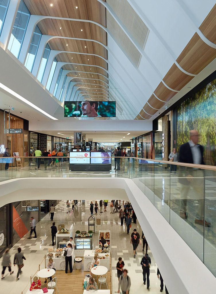 Grand Central Mall Stores : grand, central, stores, Grand, Central, Redevelopment, Stage, Buchan, Group, Shoppings