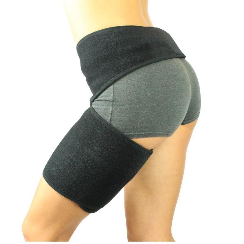 Groin support hip flexor stretch hip flexor thigh injury