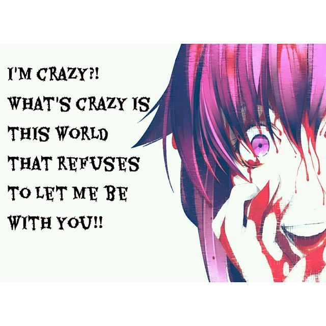 Emo Quotes About Suicide: Yandere Quotes - Google Search