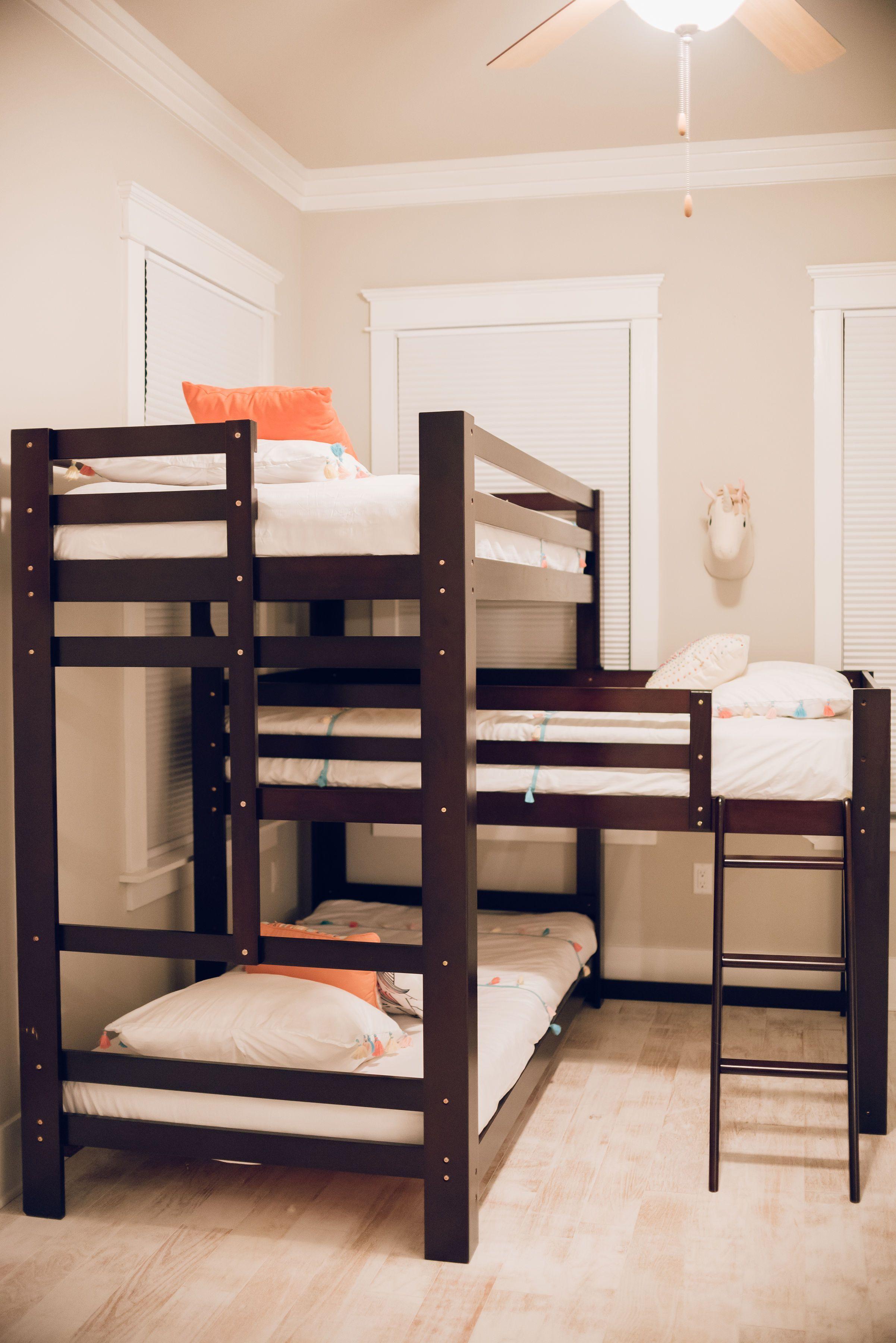 Best Sydney L Shaped Triple Bunk Bed In 2020 Bunk Beds Kids 400 x 300