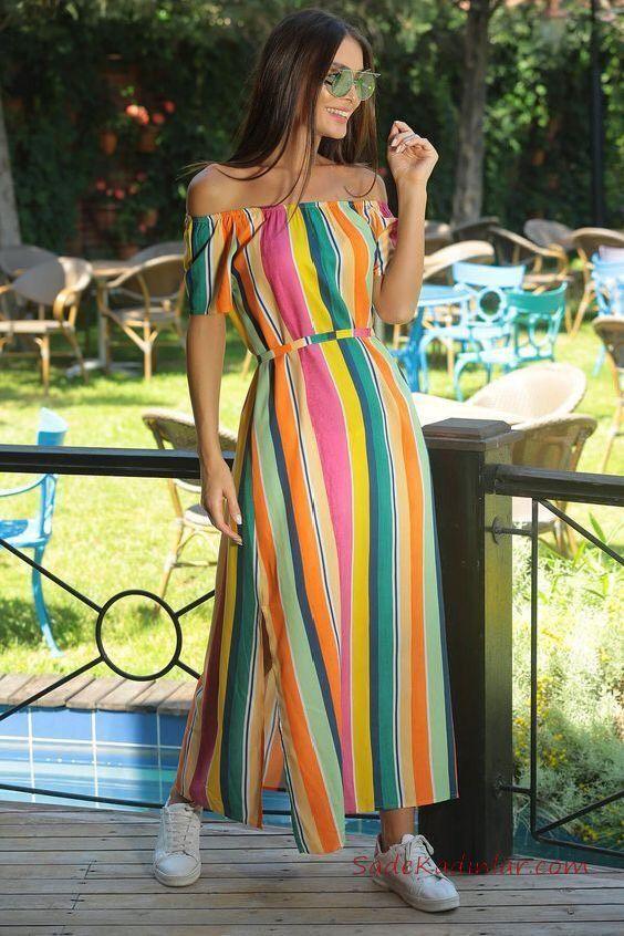 31 Vestidos Largos Para el Verano para lucir Sofisticada y Fresca (2019)