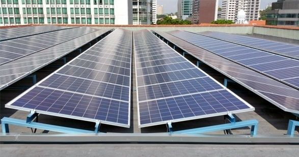 Apple S Operations In Singapore Will Be Completely Solar Powered By January 2016 Solar Energy Developer Sunseap Group An Solar Energy Storage Solar Energy