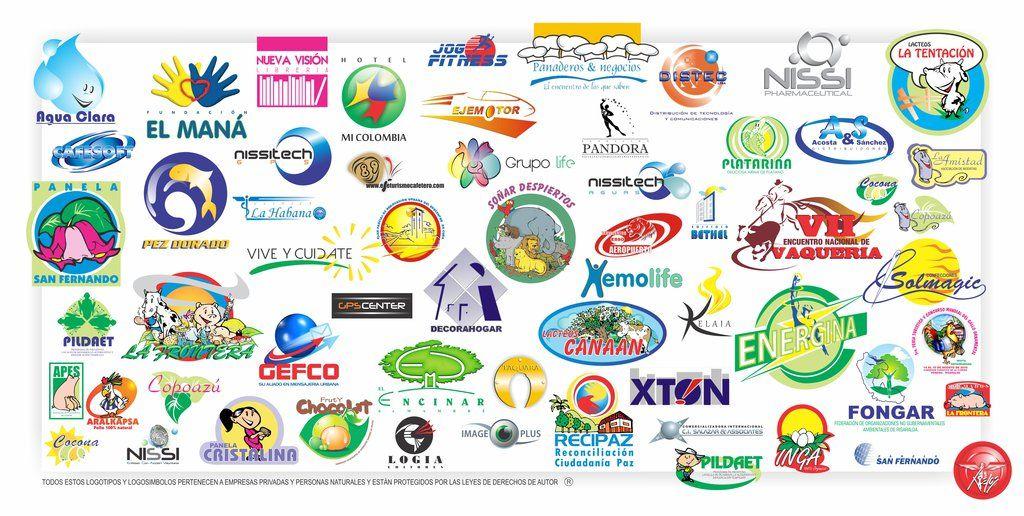 All Logos Luis Gabriel Trejos Duque by TREJOSCOMICS.deviantart.com on @DeviantArt    http://www.luisgabrieltrejosduque.blogspot.com/p/video.html