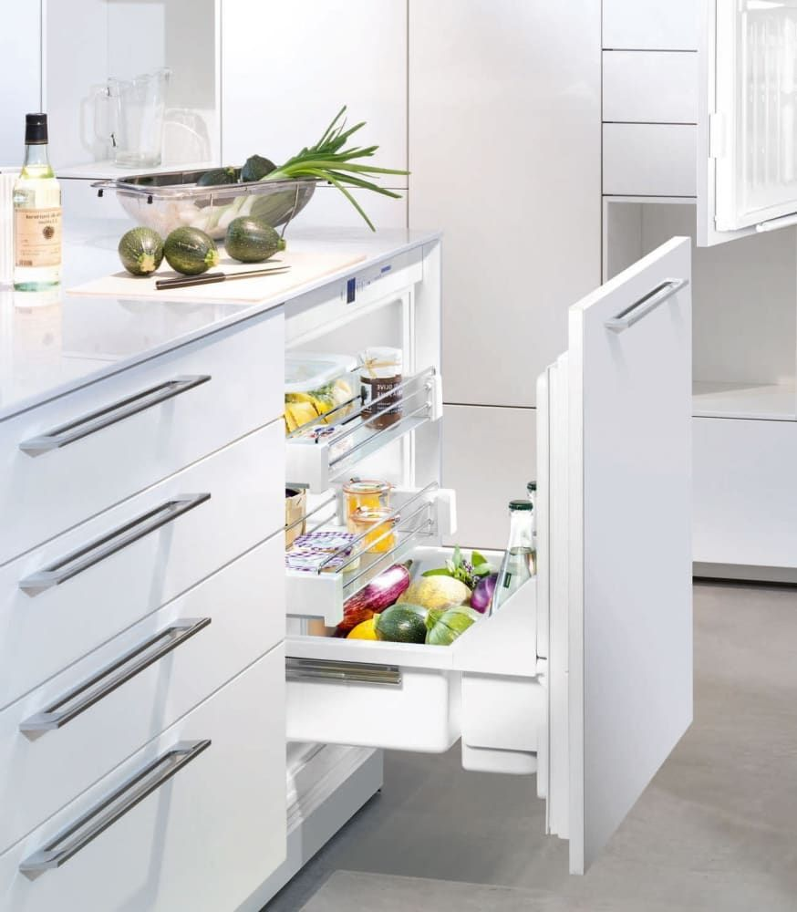 Under Counter Fridge Pull Out Drawers Glass Shelves Glass Shelves In Bathroom Glass Wall Shelves