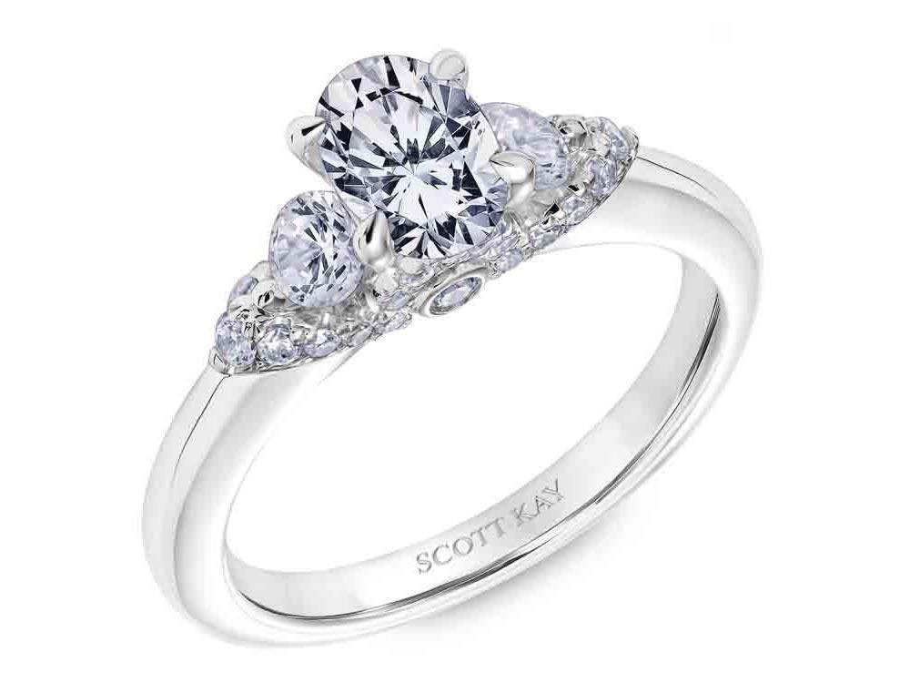 16++ Oval wedding rings kay jewelers information