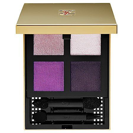 Yves Saint Laurent Pure Chromatics 4 Wet & Dry Eyeshadows - # 13 5g/0.18oz A groundbreaking eye shadow quad.  #YvesSaintLaurent #HealthAndBeauty