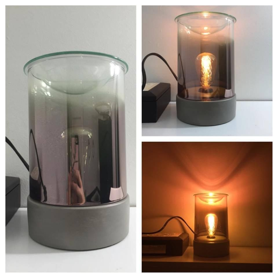Scentsy Parlor Warmer With Edison Bulb Infuse Your