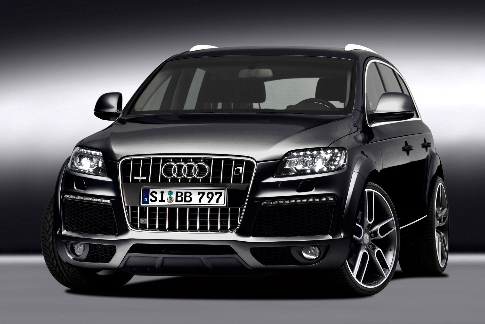 Audi q7 suv vossen wheels tuning cars wallpaper - 2012 Audi Your Kind Of Car