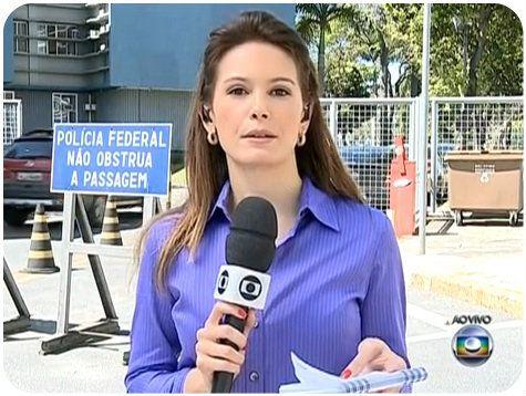 RS Notícias: Liliana Junger, jornalista da Rede Globo