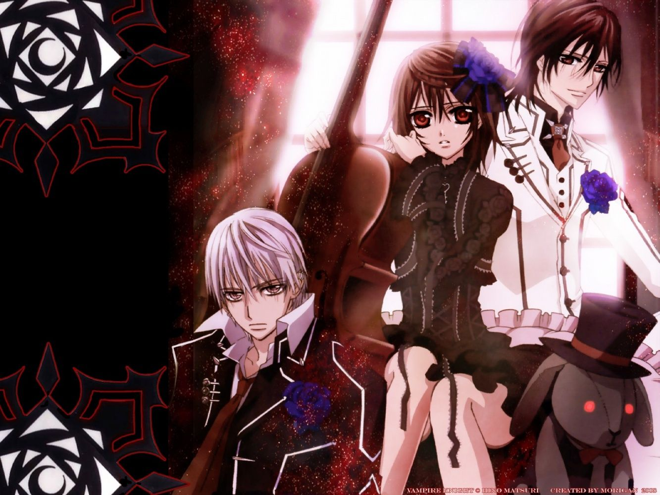 96 Vampire Knight HD Wallpapers Backgrounds - Wallpaper Abyss Vampire Knight Pinterest ...