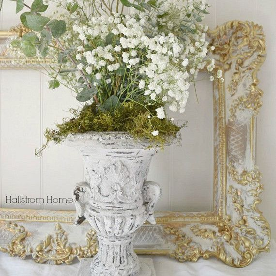 French Urn Flower Pot In 2019 Bedroom Inspiration