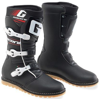 Photo of Gaerne Balance Boots, Classic Black Trials Boots 25% off