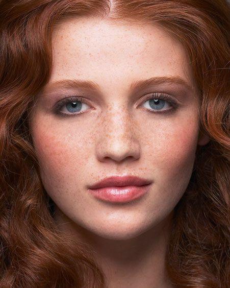 Legit Redhead Cintia Dicker Brazilian Model