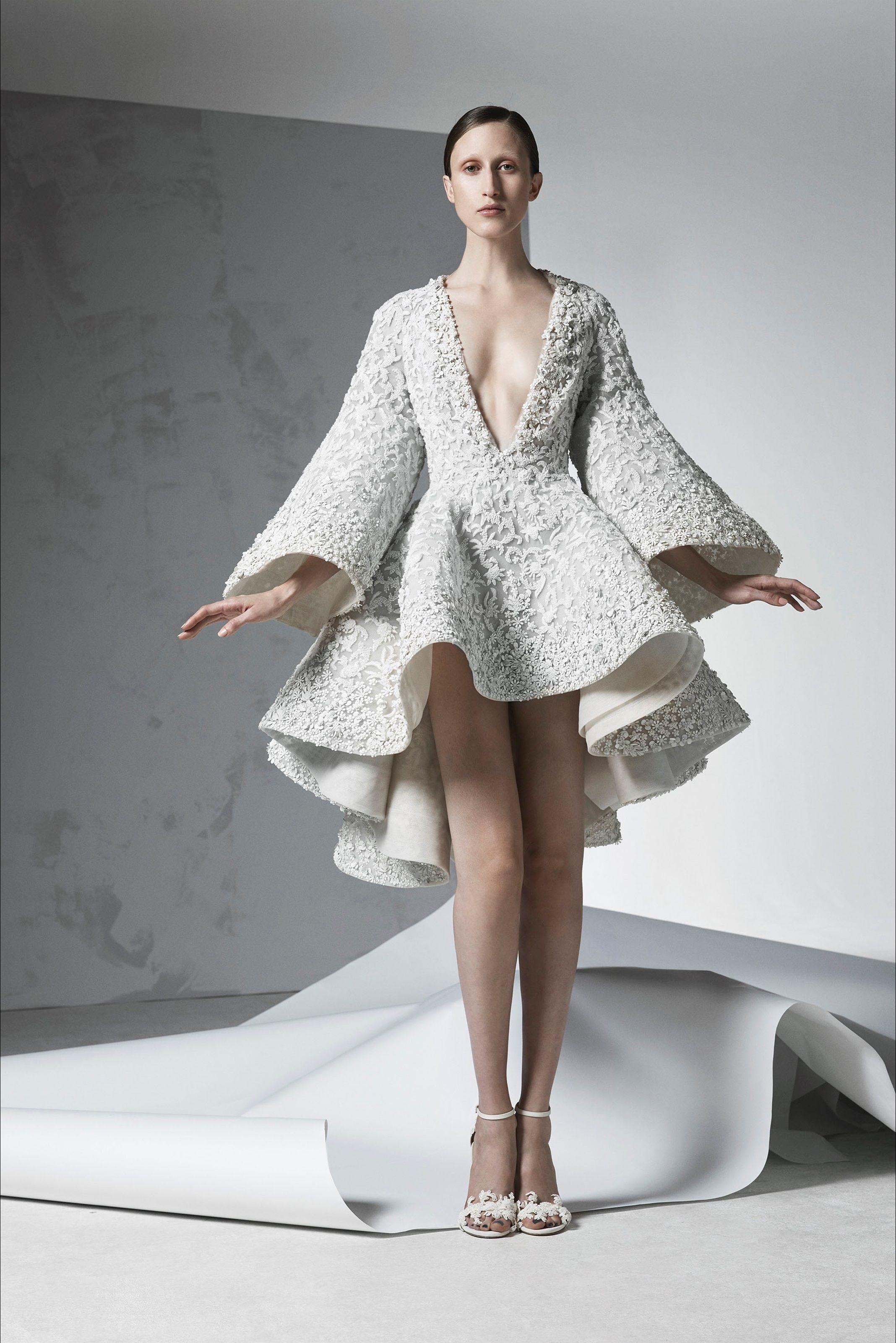 39aea7beae55 Sfilata Ashi Studio Parigi - Alta Moda Autunno-Inverno 2016-17 - Vogue