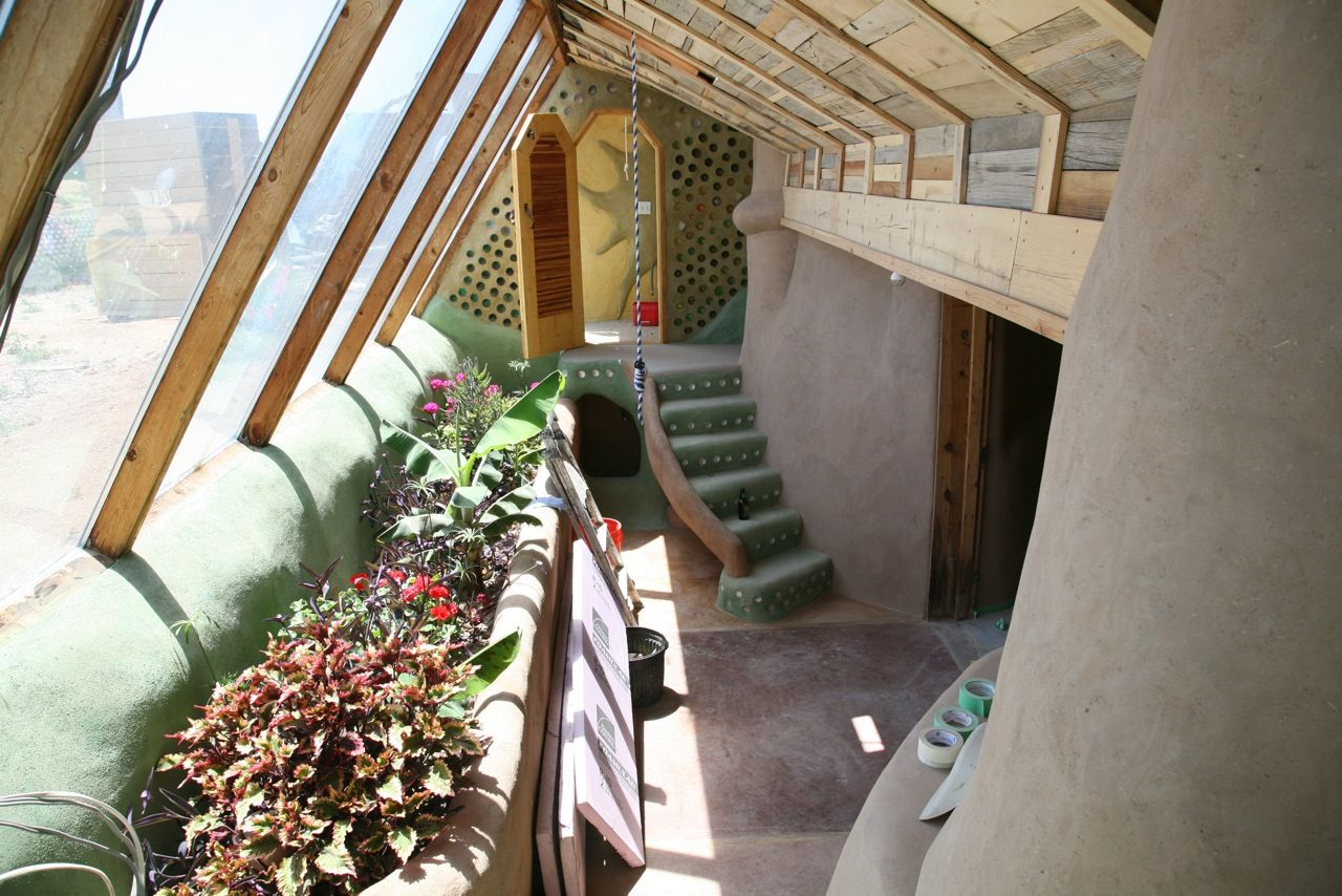 Earthship Interior - Google Search