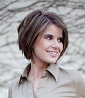 Magnificent 1000 Images About Short Brunette Bob39S On Pinterest Brunette Hairstyles For Women Draintrainus