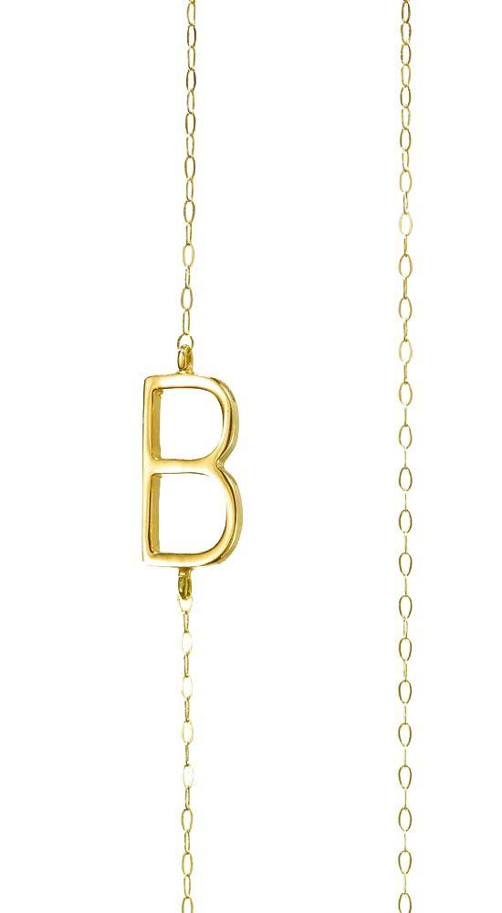Albeit jewelry pendant necklaces 14k horizontal necklaces b albeit jewelry pendant necklaces 14k horizontal necklaces b initial necklace b pendant necklace mozeypictures Choice Image