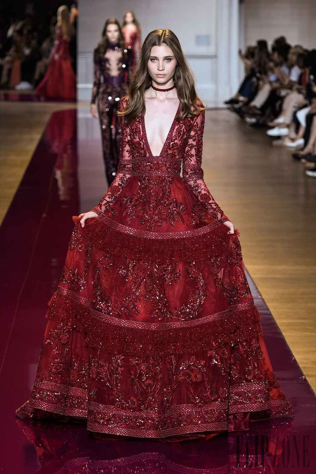 Zuhair murad fallwinter couture in clothes