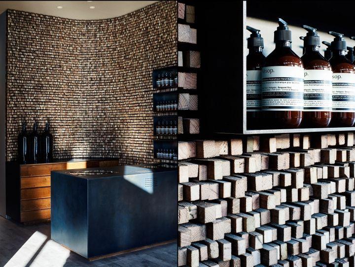 Aesop Store By Tacklebox Washington DC Retail Design Blog
