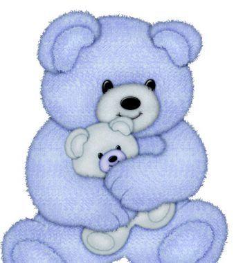 Dibujos De Osos Tiernos Bonitos Baby Clip Art Bear Illustration