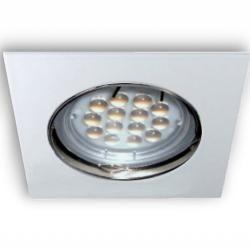 Photo of C-Light GmbH Led recessed spotlight 0210 white 12 V – 5 W (hl) warm white C-Light GmbH