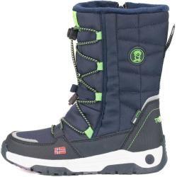 Trollkids Nordkapp Winter Boots Kinder Winterstiefel blau 28,0 Eu Trollkids #winterboots