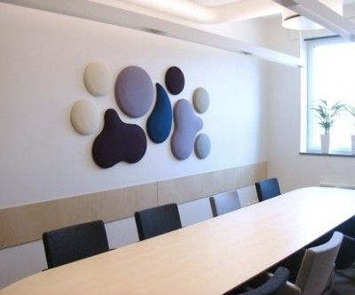 Woolbubbles: Decorative Acoustic Wall Panels From Wobedo Design