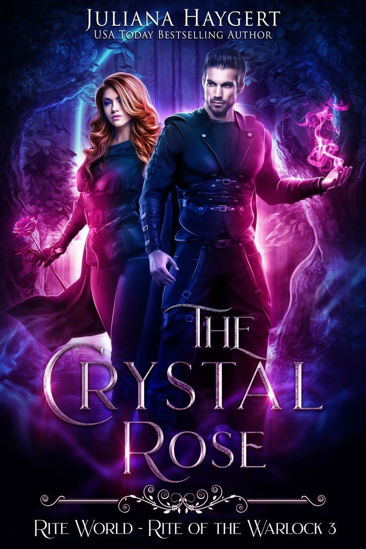 The Crystal Rose by Juliana Haygert fantasyseries paranormalbooks fantasynovels whattoread bookstoread bookworms is part of Romantic books -